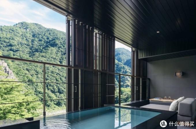那些号称全中国最好的温泉酒店,应该都在这里了