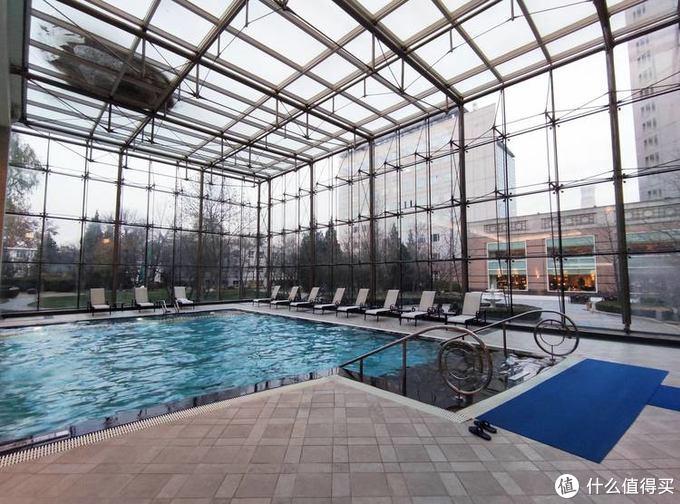 北京瑞吉酒店游泳体验分享