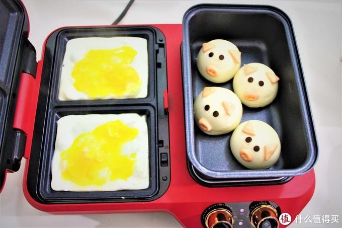均衡早餐营养,无言多功能轻食机智斗挑食娃。