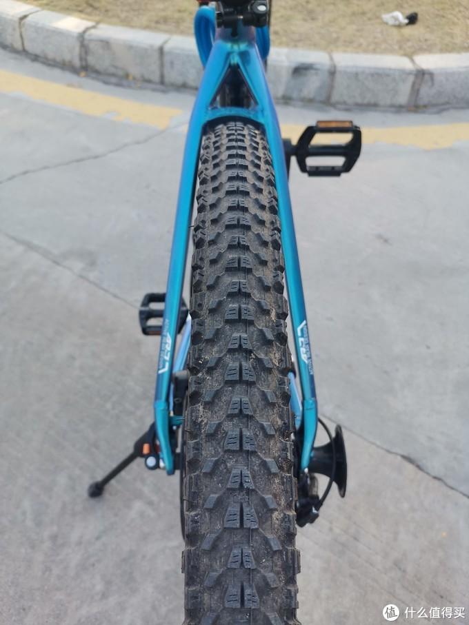 27.5寸大轮胎