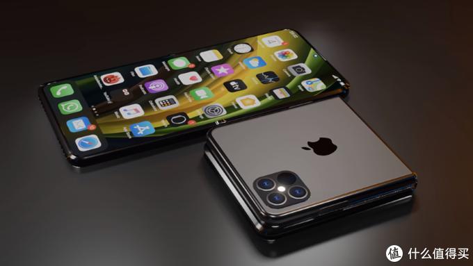 传苹果已将折叠屏iPhone送样至富士康,要求进行10万次折叠测试