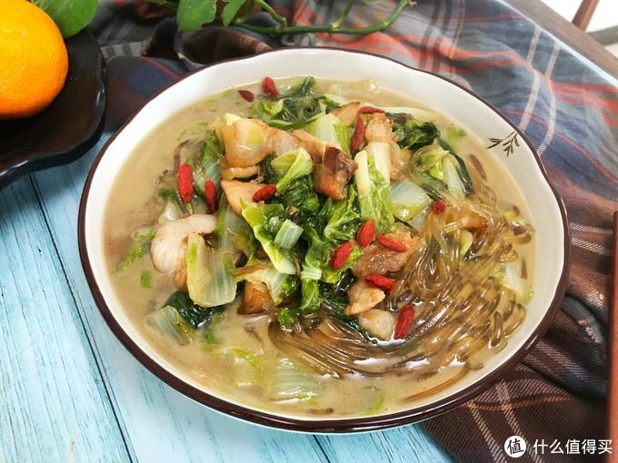 大白菜最经典的吃法,20分钟炖1锅,1人1碗,吃着太过瘾了!