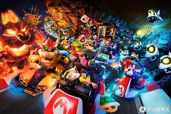 """日本环球影城公布""""超级任天堂世界""""预览内容,各类马里奥元素齐聚,将于明年2月4日开园"""