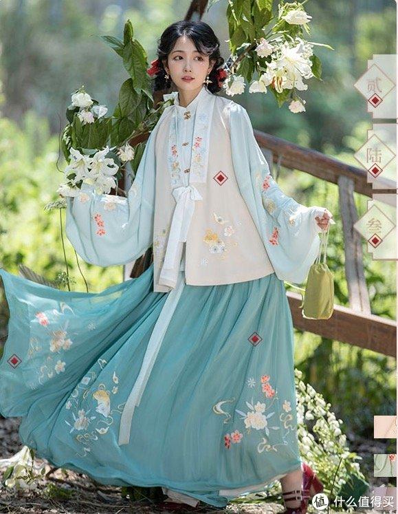 评价两极分化的小裙子们究竟有啥魔力?Lolita和汉服你pick哪一个?