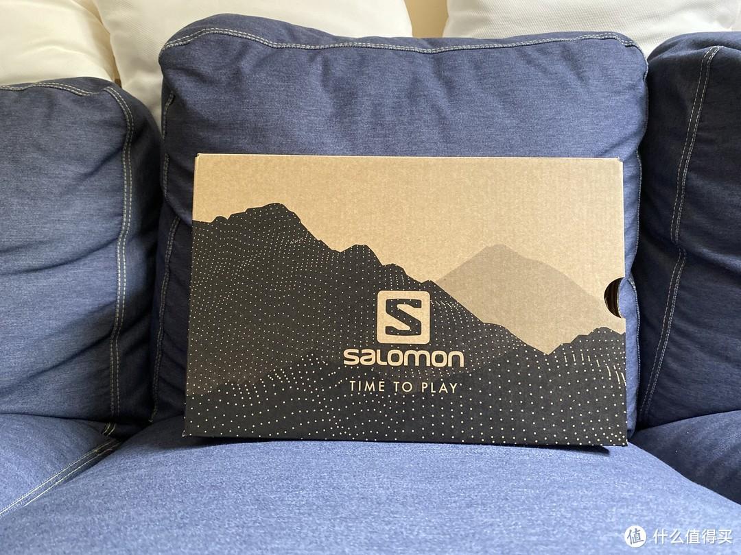 所谓山系风格的Salomon XA PRO 3D