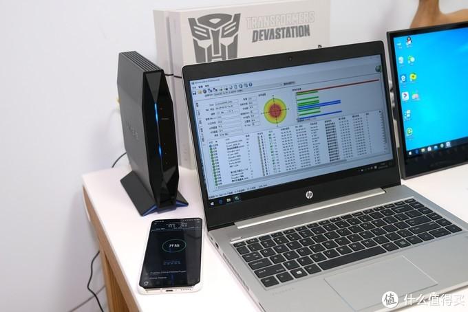 领势AX3200 E8450无线路由器,一台就可搞定百平户型