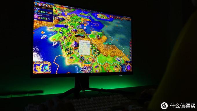 高帧数高色域电竞屏,HKC IG27Q显示器体验