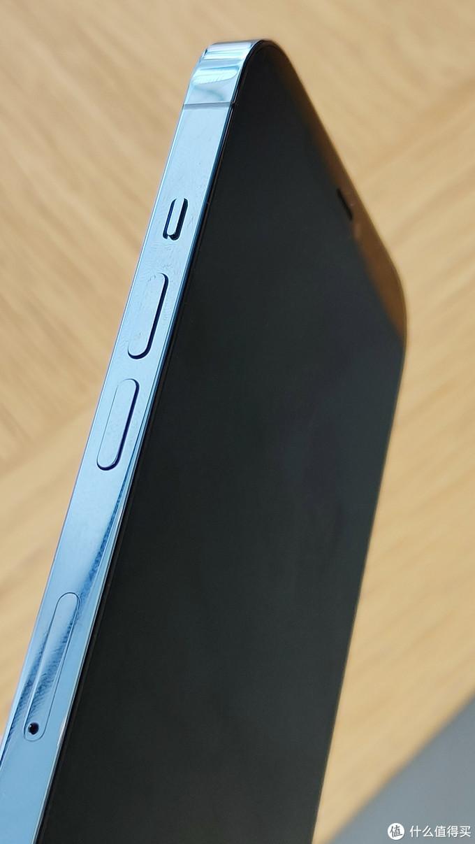 """这才是iPhone上有""""价值""""的Pro版,iPhone 12 Pro Max 128GB海蓝色"""
