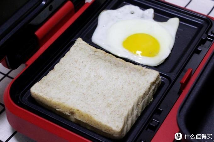 一机全能,煎烤蒸煮样样行:无言多功能早餐机评测