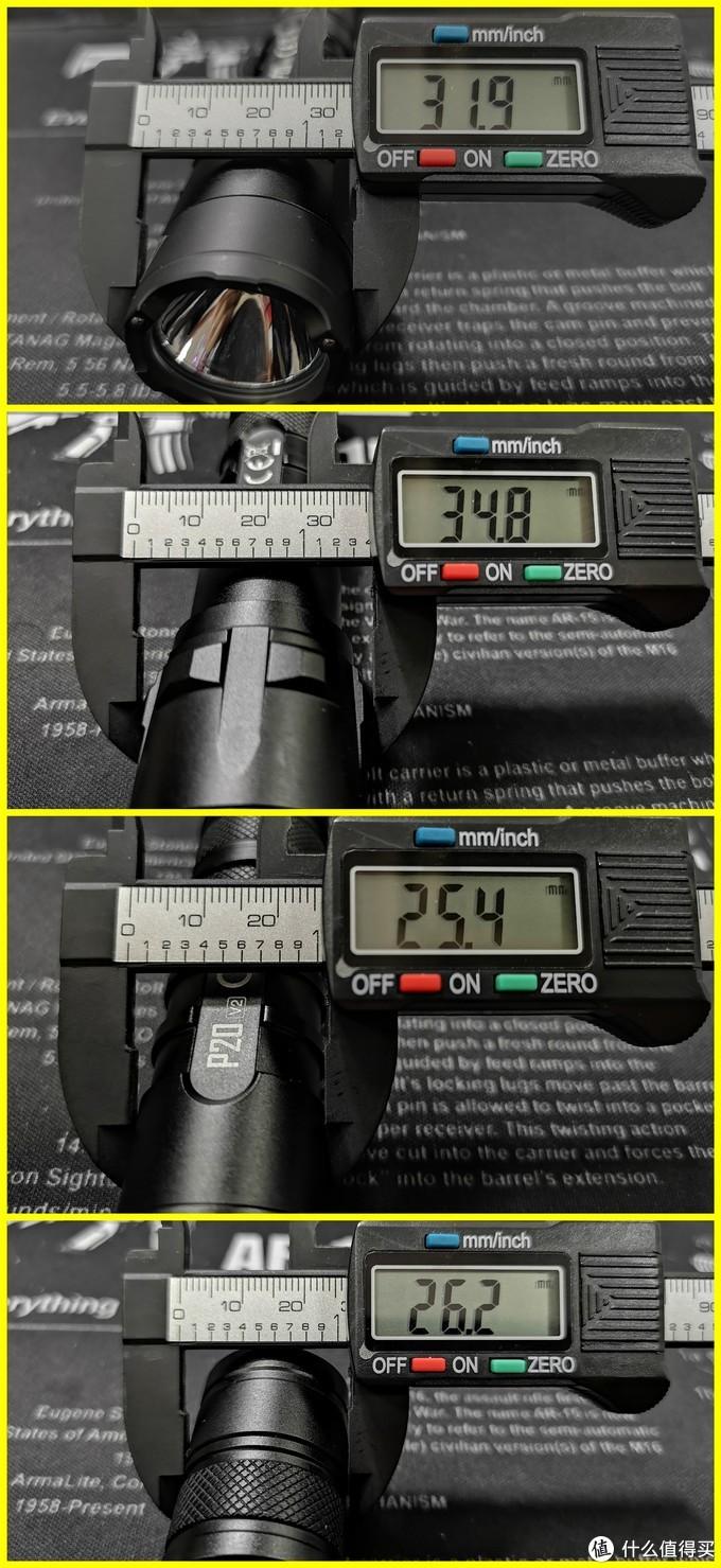 真香定律下的趋同进化——奈特科尔P20V2勤务战术手电