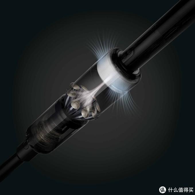戴森Omni-glide万向吸尘器发布:直线黑科技 超轻更自由