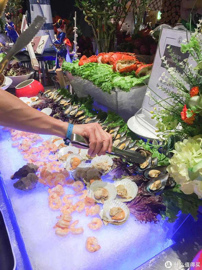 北大湖Club Med 山苑,自助餐餐厅