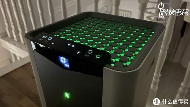 拒绝噪音和频繁更换滤芯?352X50S空气净化器体验分享