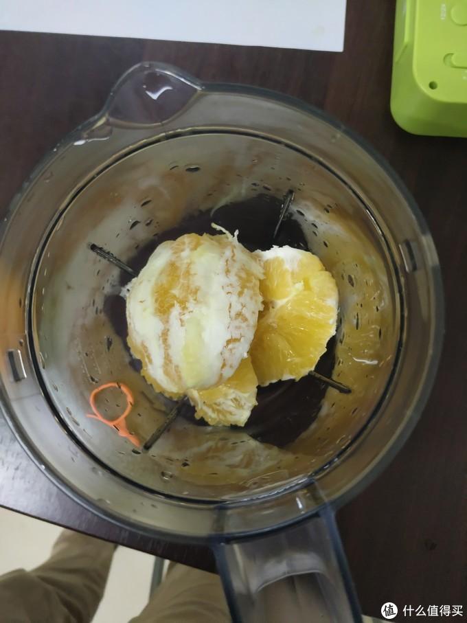 美的(Midea)大容量多功能榨汁机简单测试,日常榨汁