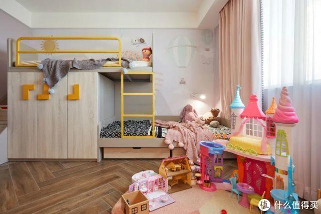 七人一狗,三代同堂,北京这个120㎡学区房太能装!