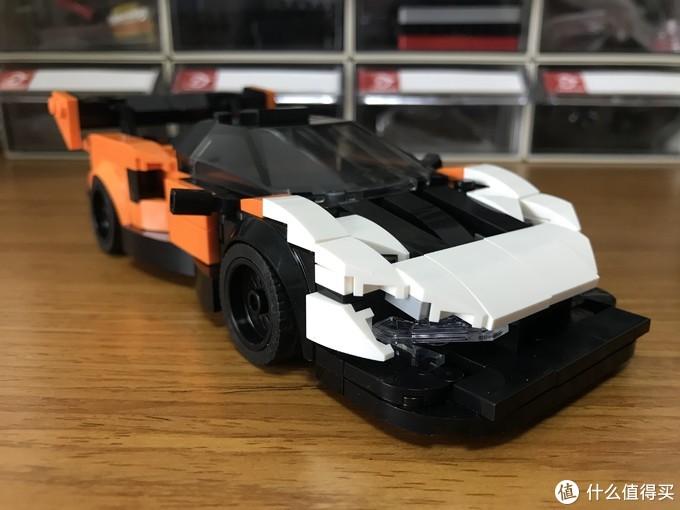 雷尔娱乐50009-2八格小跑车评测