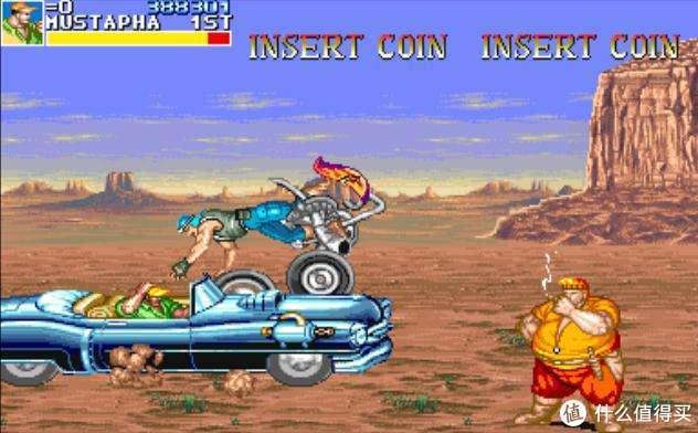 街机厅的童年回忆!这些游戏你当初都玩吗?
