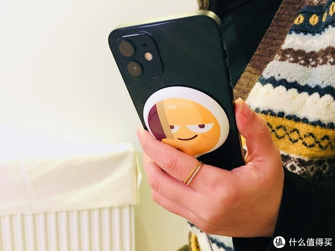 iPhone 12最佳三方Magsafe——图拉斯Magsafe小冰磁无线充电器