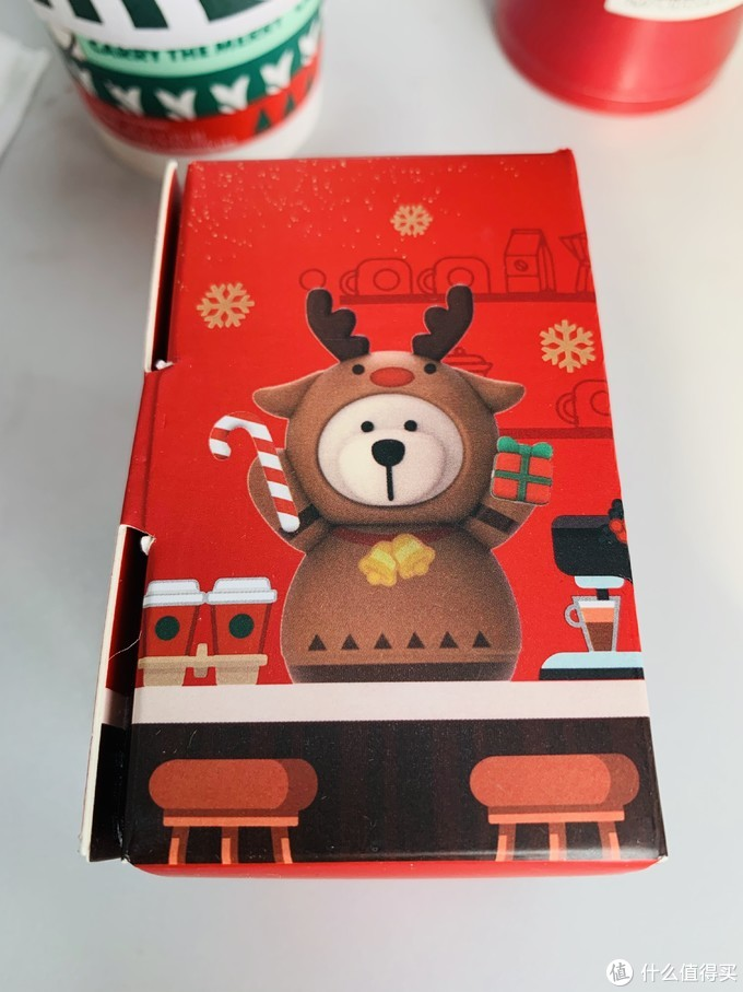 今天你开了盲盒吗?——星巴克圣诞派对会员星礼包晒单