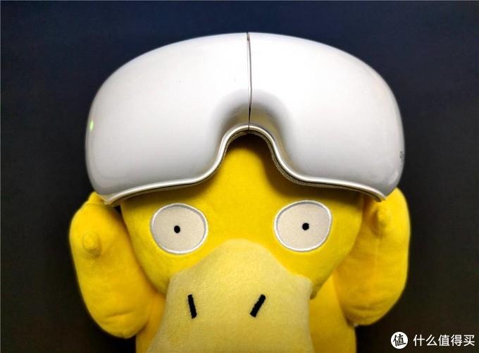 """国民好物推荐,拯救你的""""熊猫眼"""",aigo智能眼部按摩仪体验"""