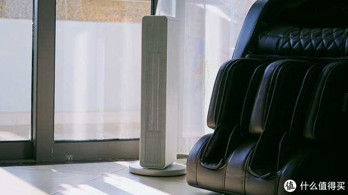 够快,够舒适!巢居nestlife360°环绕送风强对流取暖器开箱评测