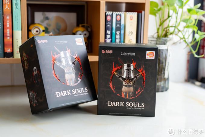 """""""兄弟,传火吗?"""",《黑暗之魂》系列盲盒开箱"""