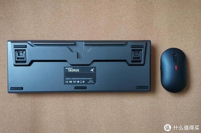 打字也要对噪音say no,杜伽K320机械键盘满你所需