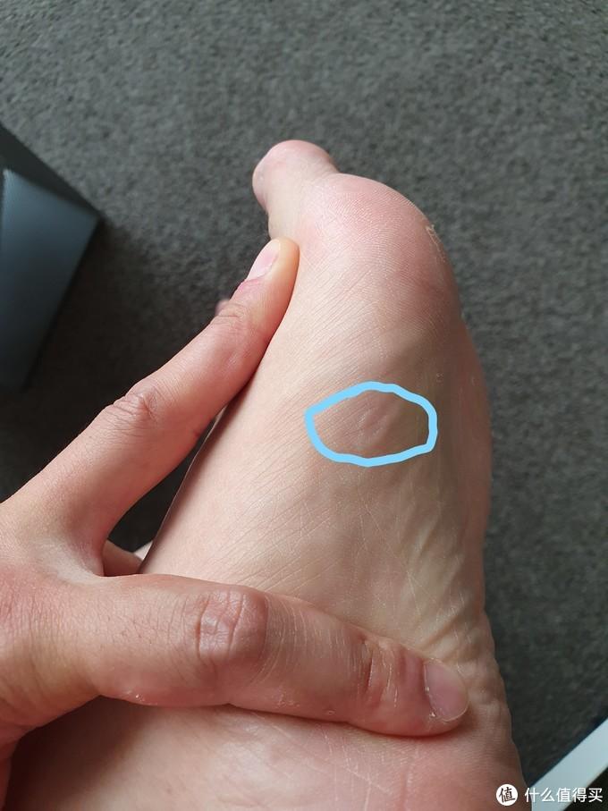 黑五入手HOKA ARAHI4, 但是为什么这么磨脚弓?大概知道原因了。