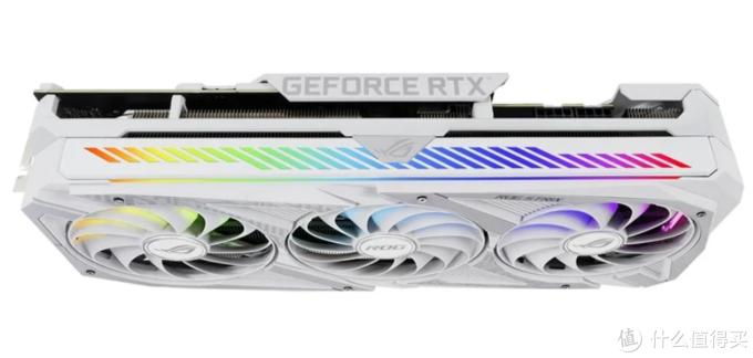 白色控来:华硕发布RTX 30 ROG STRIX WHITE系列非公卡