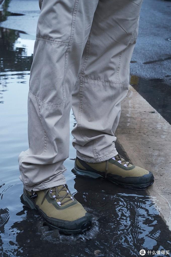 无论城市路面还是越野,这双鞋都是我的好伙伴...