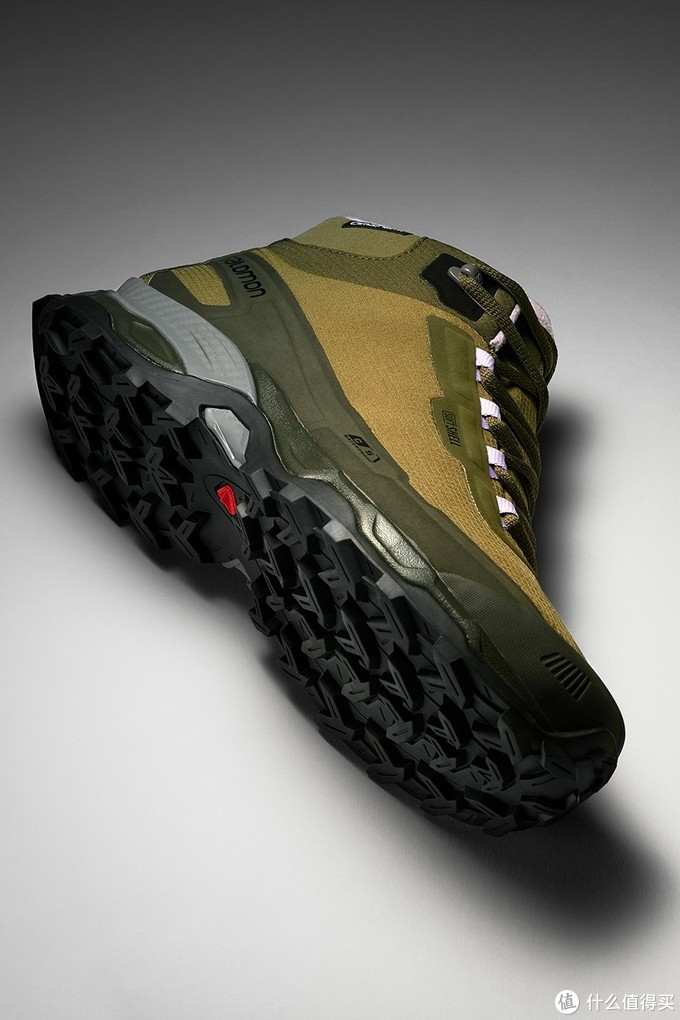 salomon新联名:登山鞋 Shelter CSWP,与Better™