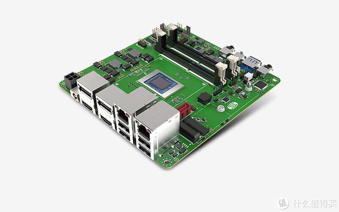 蓝宝石发布两款紧凑小板,板载AMD嵌入式锐龙,提供丰富扩展