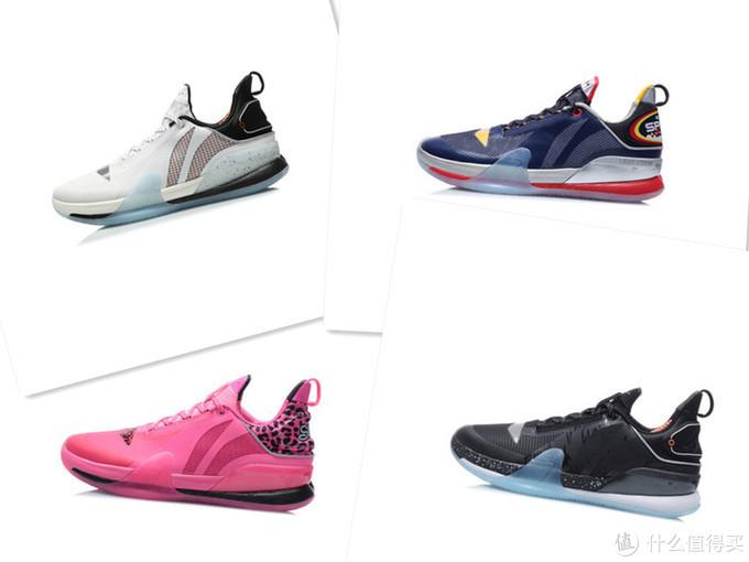 2020值得买的国货篮球鞋-李宁缓震科技篮球鞋