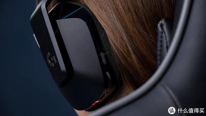 颜值与实力并存,罗技G733无线RGB游戏耳机评测!