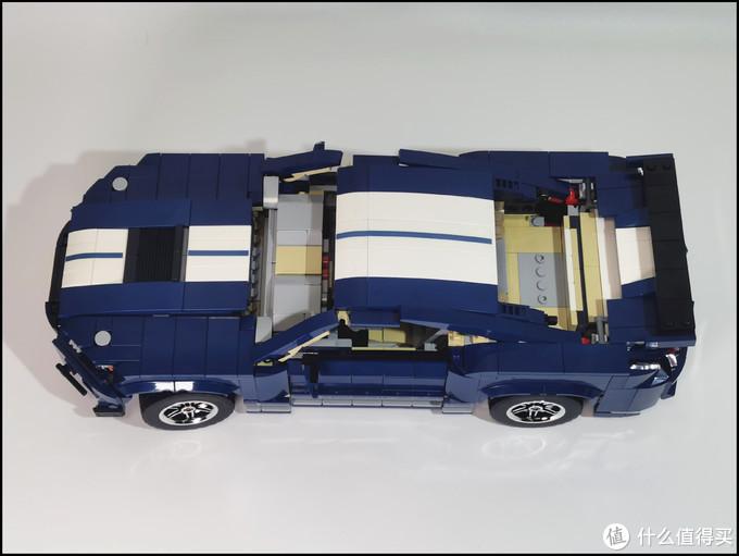 想要Mustang Shelby GT500,又想省下一盒10265?看一下它!
