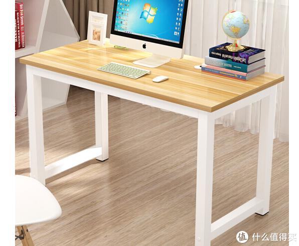 百来块的电脑桌,长边方向轻微受力会摇晃的厉害