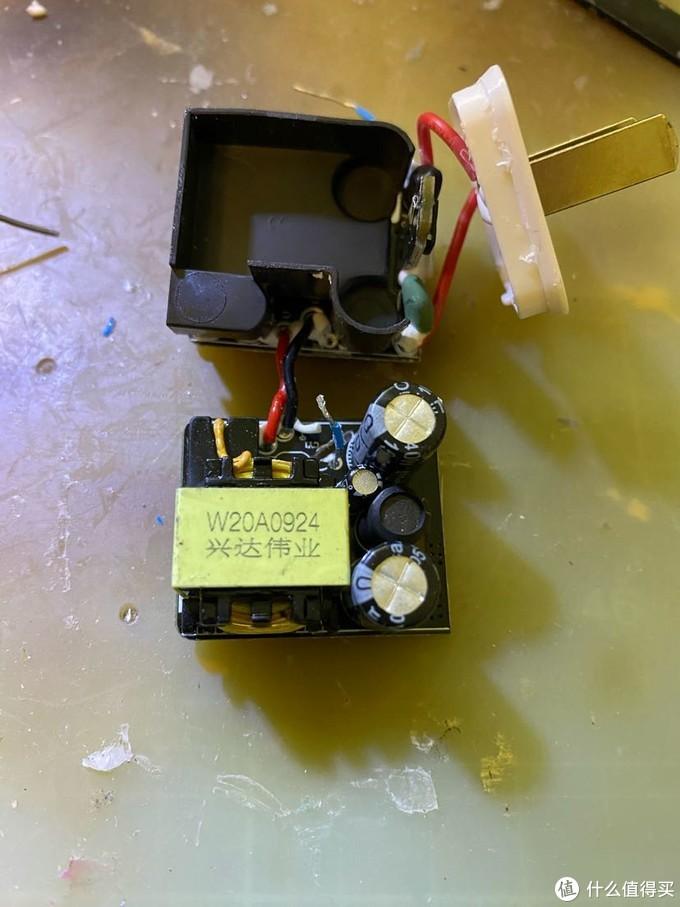 喜闻乐见的20w PD充电头拆解,他又来了