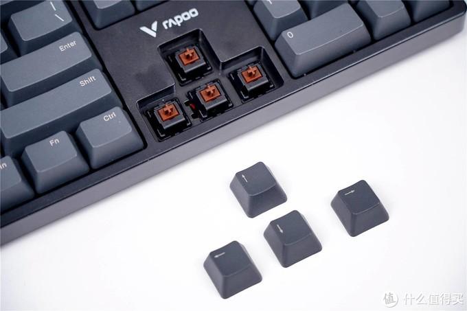 雷柏V860体验分享,性价比不错,樱桃轴手感依旧!