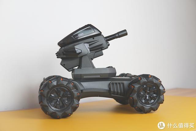 年轻人的第一套编程机甲,有品众筹的小战车体验如何
