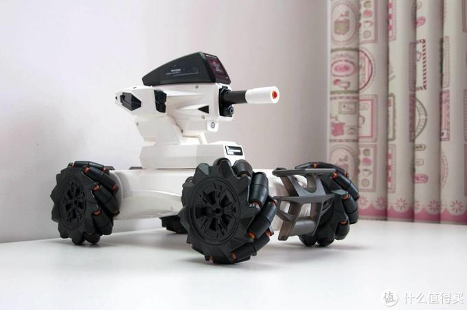 有品众筹:爆风主义遥控互动机甲X1,全向移动支持红外水弹对战