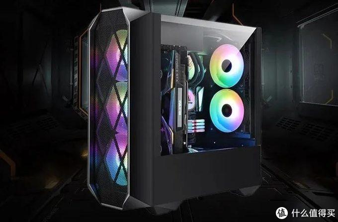 战力十足!武极电脑GeForce RTX 3060 Ti系列新品主机正式发售