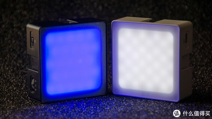 摄影就是一个玩灯的艺术!好玩的洋葱工厂布朗尼LED摄影灯