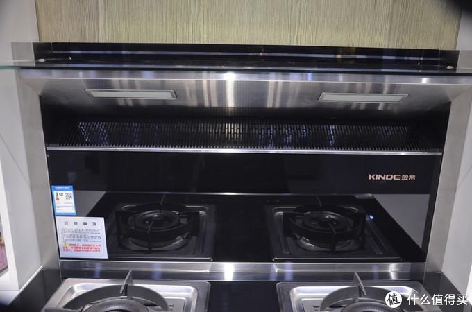 始于颜值,陷于性能,金帝BQ900ZK蒸烤一体集成灶初体验