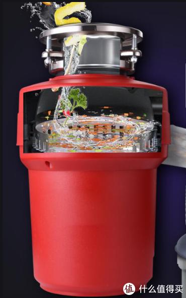 帮厨小能手--垃圾处理器的原理与选购参数!看这一篇就够了!