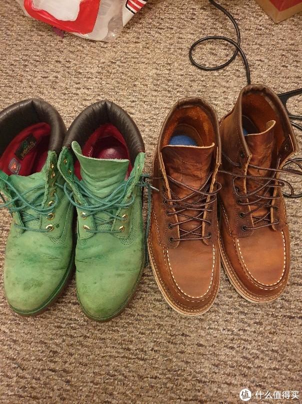 自己的靴子集合