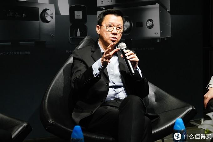 Sound United集团大中华区总经理孔志强先生作答