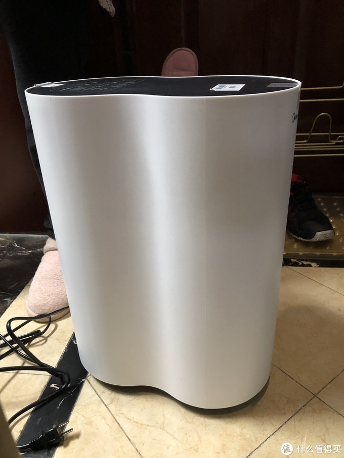 """美的MRO1791D-400G通量厨下直饮""""花生""""净水器,让全家畅享智能健康饮水生活"""