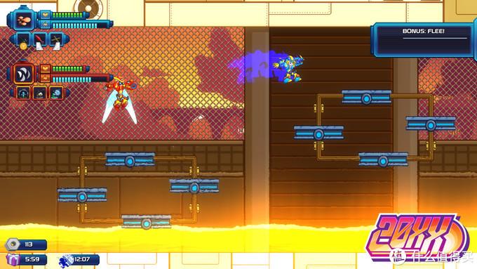 Steam限时特惠:2.5折购《20XX》洛克人的roguelike版!