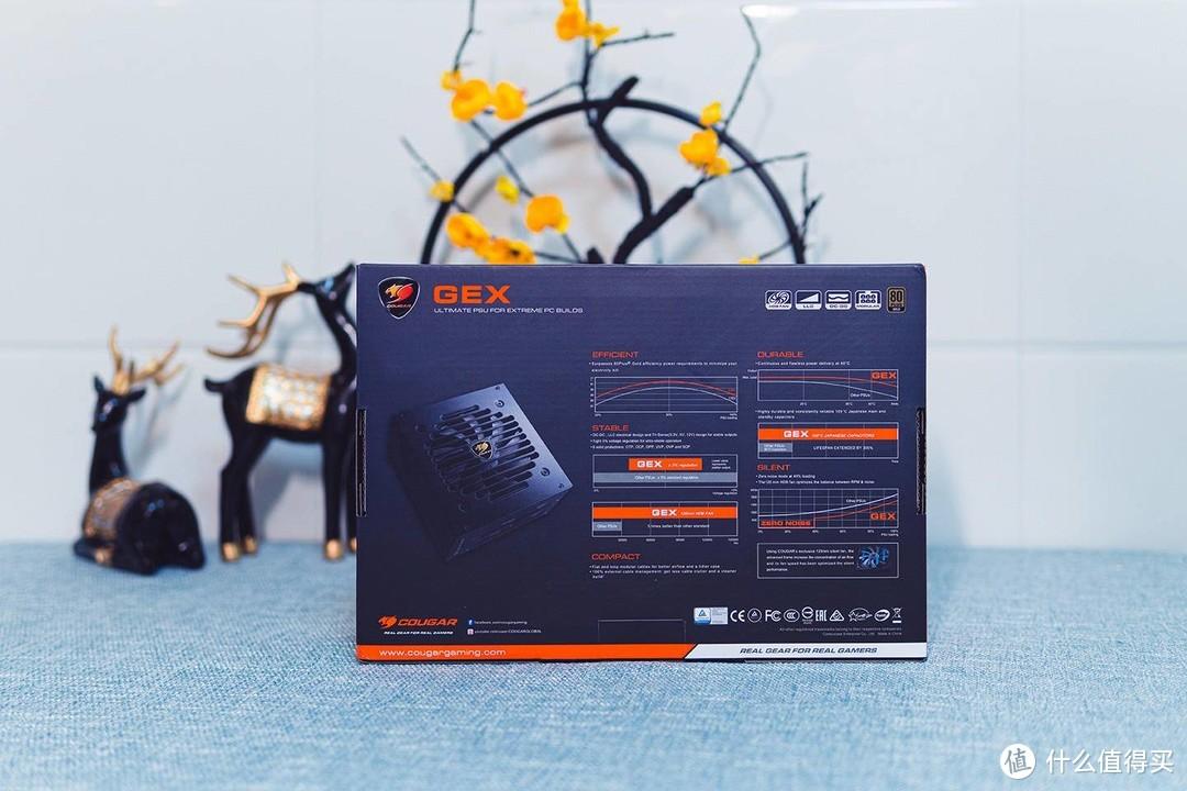 旧电脑换新,骨伽GEX 750W金牌全模组电源上手