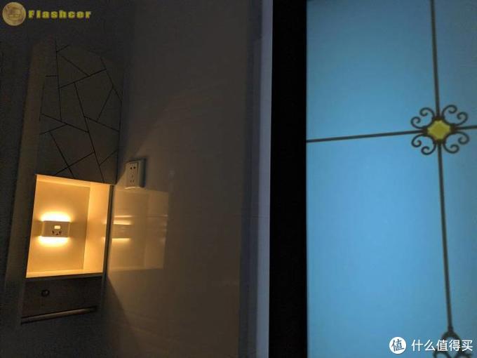 洁白无暇极简设计,夜里行动超方便,不到百元高性价比:华来小方智能联动感应夜灯 体验